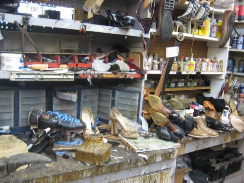 Shoe Repair Shop Christchurch